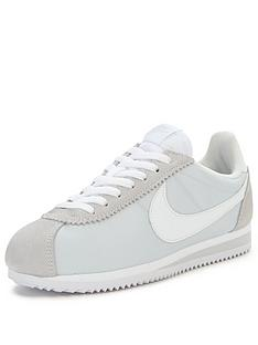nike-classic-cortez-15-nylon-fashion-shoe-silver