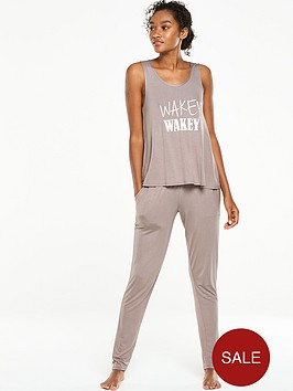 v-by-very-wakey-wakeynbspvests-pyjama-set