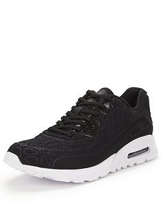 nike-air-max-90-ultra-se-plush-shoe-black
