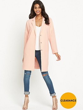 vero-moda-duster-coat-peachnbsp