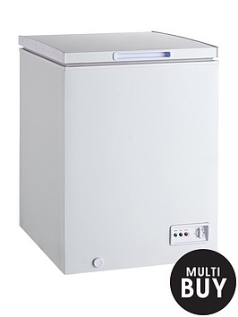 swan-142-litre-chest-freezer-white