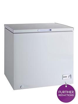 swan-190-litre-chest-freezer-white