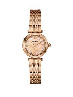 bulova-rose-dial-stainless-steel-bracelet-ladies-watch