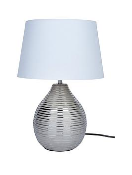 ribbed-table-lamp