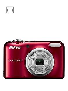 nikon-coolpix-a10-red