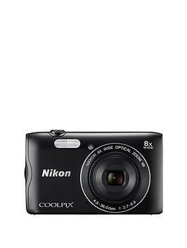 nikon-coolpix-a300nbspcamera-black
