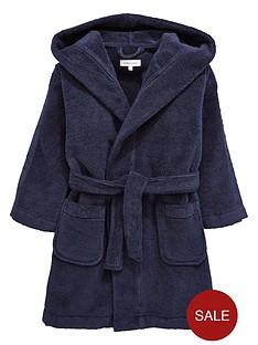 calvin-klein-boys-hooded-blue-robe