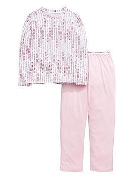 calvin-klein-girls-jersey-pyjamas-set