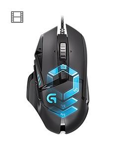 logitech-g502-proteus-spectrum-optical-gaming-mouse
