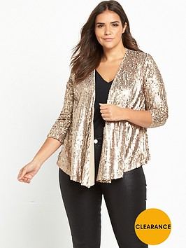 v-by-very-curve-draped-sequin-jacket