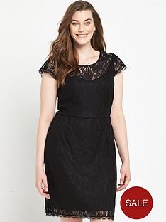 so-fabulous-capped-sleeve-lace-midi-dress
