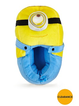 despicable-me-minions-3d-slipper