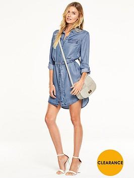 v-by-very-denim-tencelnbspshirt-dress