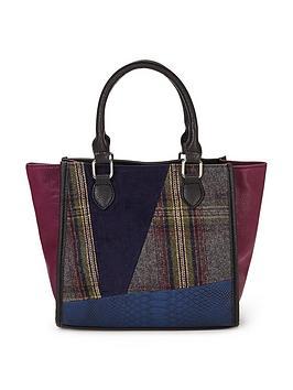 joe-browns-amazing-tweed-tote-bag