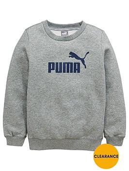 puma-older-boys-essential-logo-sweat-top