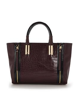 lipsy-double-zip-grab-bag