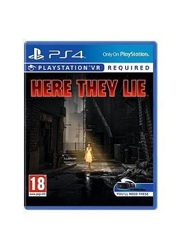playstation-4-here-they-lie-playstation-vr