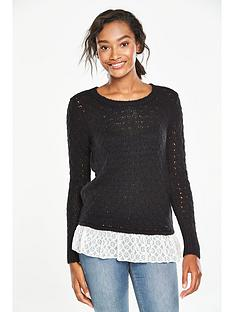 v-by-very-lace-bow-2-in-1-jumper