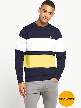 lacoste-sportswear-block-stripe-sweat