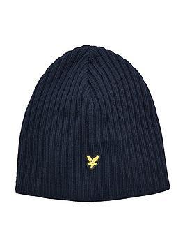 lyle-scott-lyle-and-scott-knitted-beanie