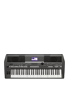 yamaha-psrs670-workstation-keyboard