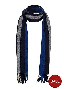 fred-perry-stripe-scarf