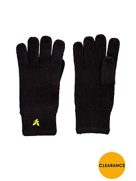lyle-scott-rib-gloves