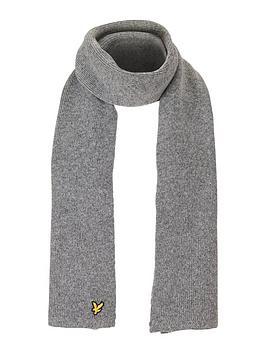 lyle-scott-rib-scarf