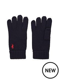 ralph-lauren-knitted-gloves