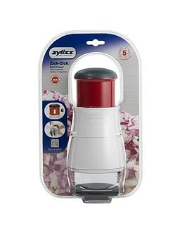 zyliss-zyliss-smart-clean-fruit-amp-vegetable-food-chopper-amp-dicerbr-br