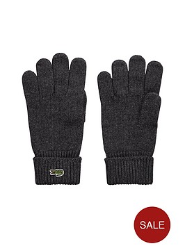 lacoste-ribbed-gloves