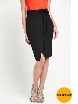v-by-very-tie-waist-wrap-skirt