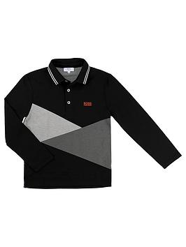 boss-ls-triangle-jersey-polo