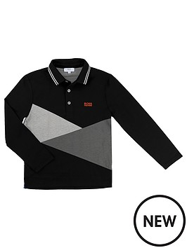 boss-ls-triangle-jersey-polo