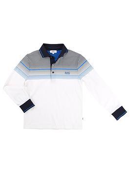 boss-ls-stripe-jersey-polo