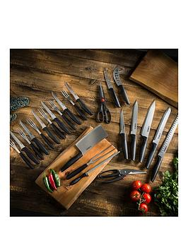 tower-essentials-24-piece-stainless-steel-blade-knife-set