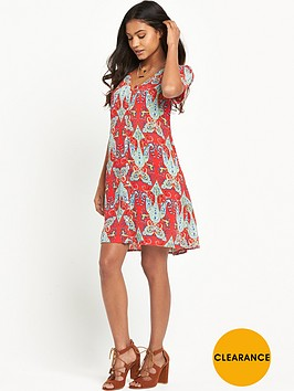 glamorous-button-front-dressnbsp