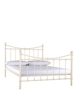 olivia-metal-bed-frame-with-optional-mattress