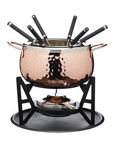 kitchencraft-artesagrave-rose-gold-finish-fondue-set