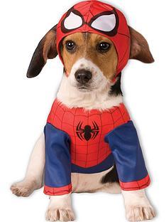 spiderman-dog-costume
