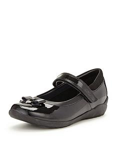 clarks-younger-girls-gloforms-ting-fever-patent-school-shoesbr-br-width-sizes-available