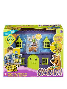 scooby-doo-scooby-doo-mansion-playset-with-2-figures