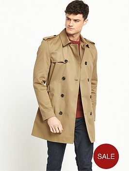 river-island-double-breasted-water-resistant-mac