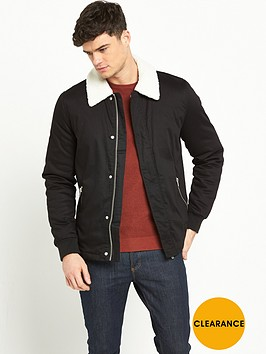 river-island-borg-collar-jacket