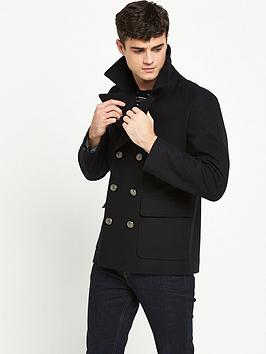 river-island-double-breasted-pea-coat