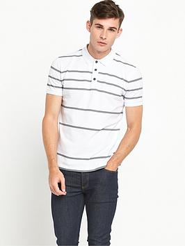 voi-jeans-liner-ss-stripe-polo