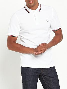 fred-perry-original-twin-tipped-polo-shirt-white