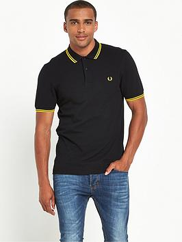 ae2465e81 Fred Perry Original Twin Tipped Polo