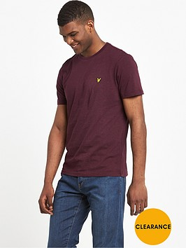 lyle-scott-crew-neck-t-shirt