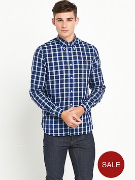 fred-perry-checked-shirt